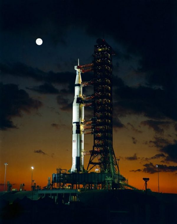 Saturn 5 - Mission Apollo 4