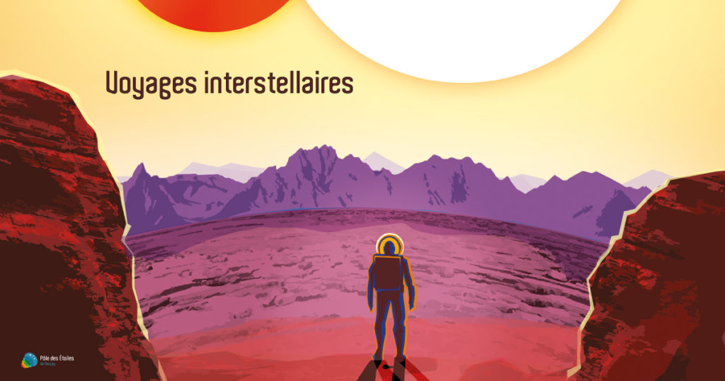 Voyages interstellaires exposition